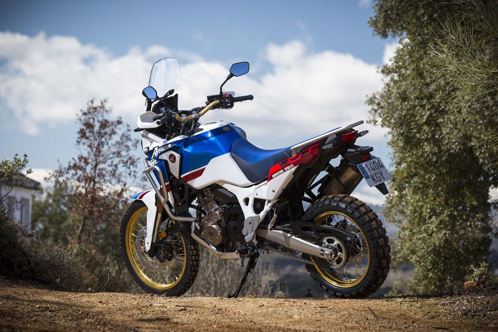 Foto de Honda CRF1000L Africa Twin Adventure Sports 2018 (3/41)