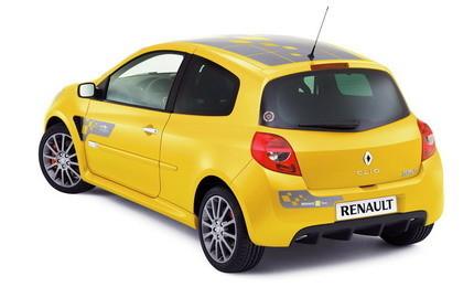Renault Clio RS edición especial Team F1 R27