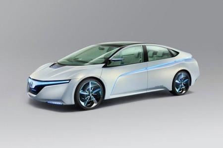AC-X, el híbrido enchufable de Honda se muestra en Tokio