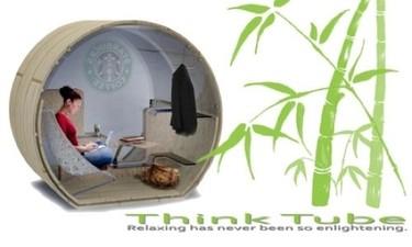 Think Tube, un espacio dentro de otro espacio