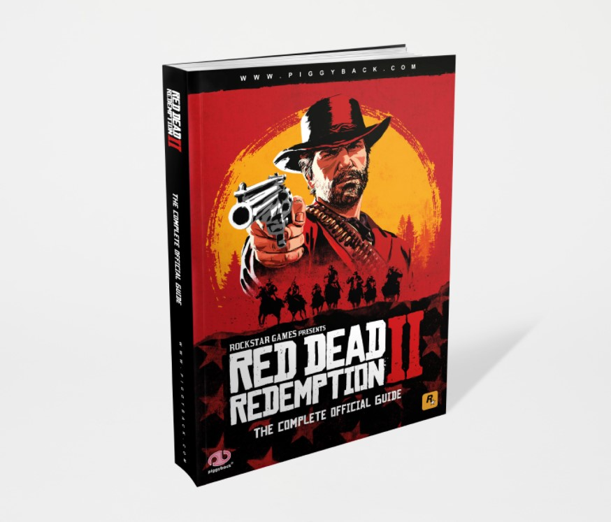 Guía completa oficial de Red Dead Redemption 2