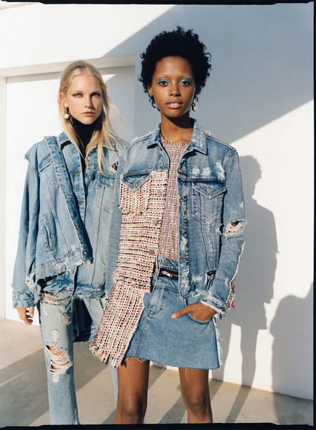 Zara te obligará a lucir con un 'total look denim' ¡sus nuevas prendas vaqueras son lo más!