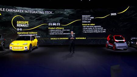 Renault empresa tecnologica