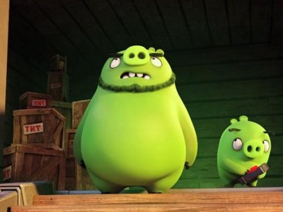 'Angry Birds: La película', tráiler y cartel de la adaptación del popular videojuego