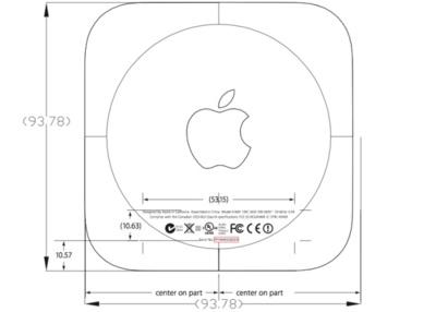 El próximo Apple TV contará con el procesador A5X y la misma antena WiFi y Bluetooth del iPhone 5