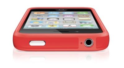 Apple lanza el bumper (PRODUCT) RED para el iPhone 4 y el iPhone 4S