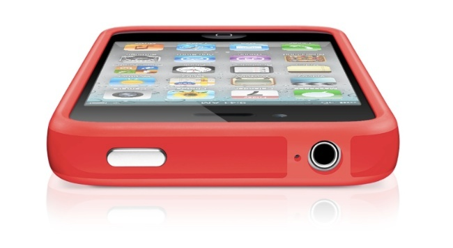 bumper iphone apple product red sida