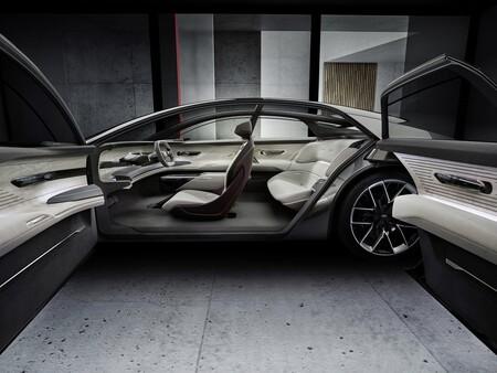 Audi Grandsphere Concept 2021 008