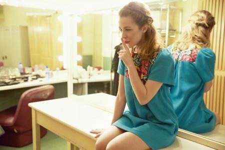 Silvia Abascal imagen de Hoss Intropia