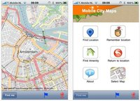 Aplicaciones viajeras para el iPhone: 700 City Maps