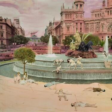Tres colecciones que podemos visitar en el Museo de Arte Contemporáneo de Madrid para huir de la ola de calor este fin de semana
