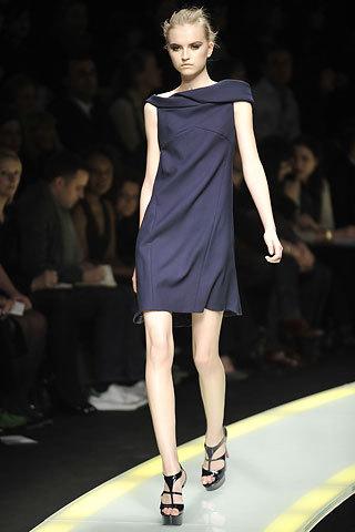 Foto de Lo que se lleva: el mini vestido azul (2/5)