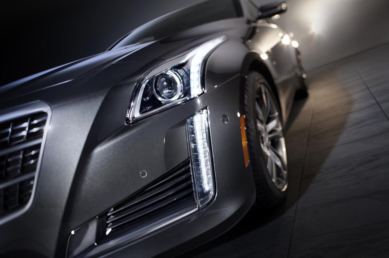 Foto de 2014 Cadillac CTS (15/24)