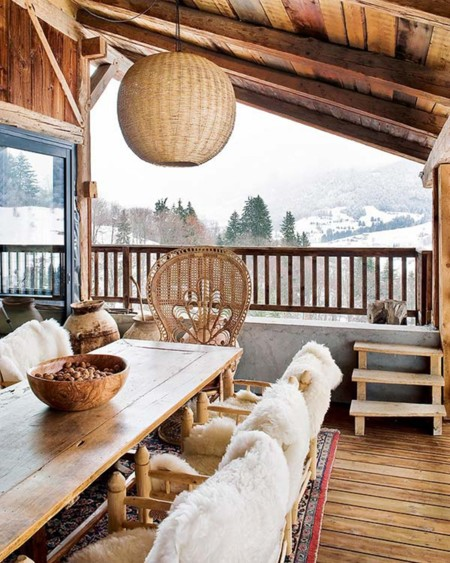 Chalet 14 In Alps By Lionel Jadot