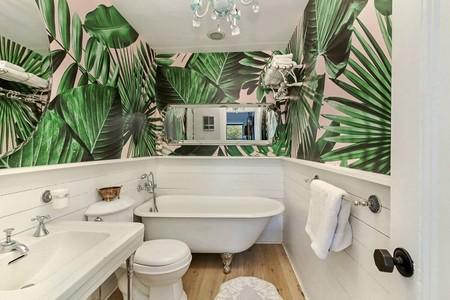 Baño tropical