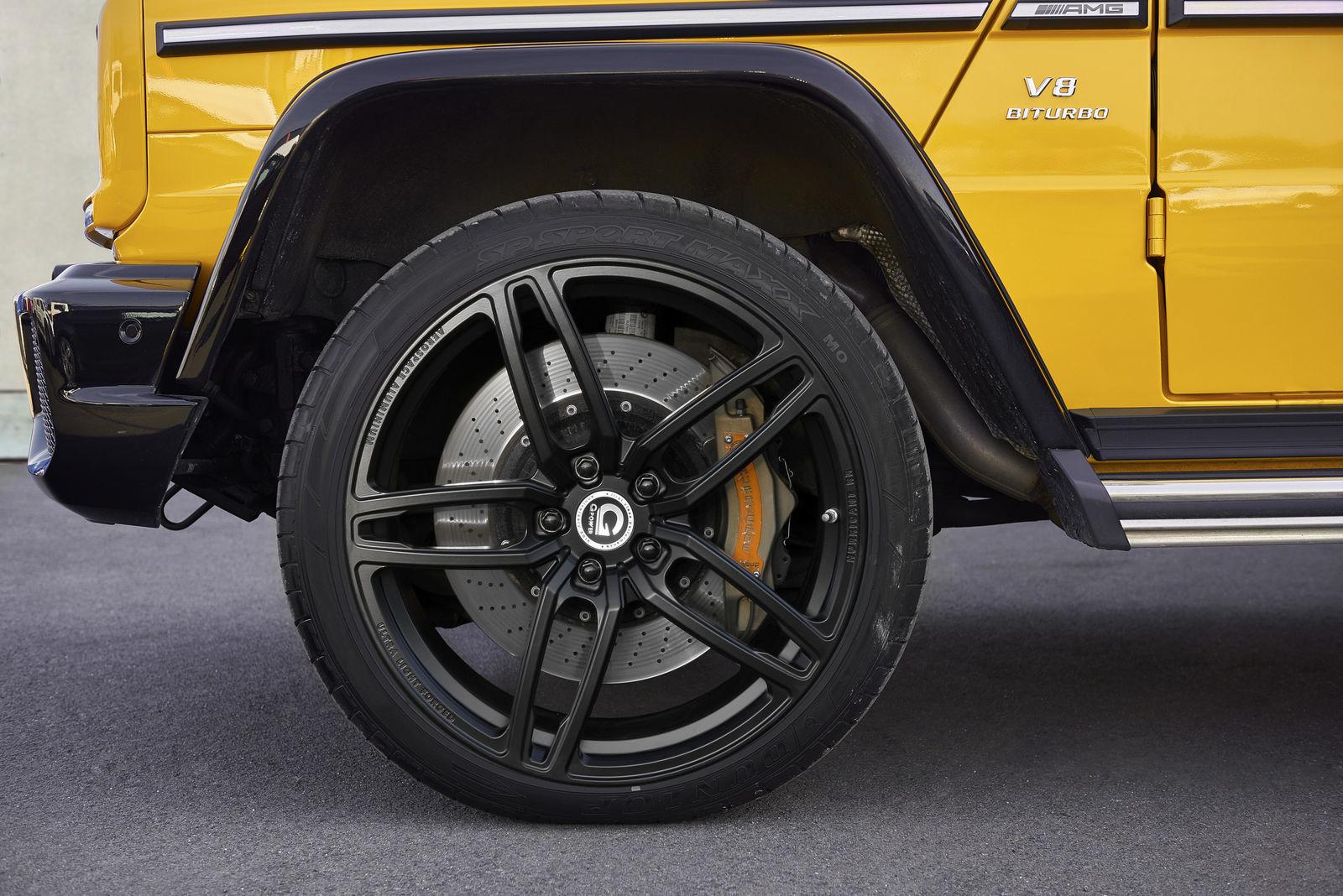 Foto de G-Power Mercedes-AMG G 63 (7/8)