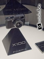 Fujifilm X100: objeto de deseo desde ya