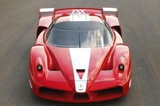 Ferrari FXX: Para veinte elegidos