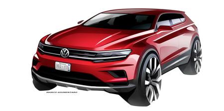 El Volkswagen Tiguan Allspace es para 7 pasajeros y se presentará en Detroit