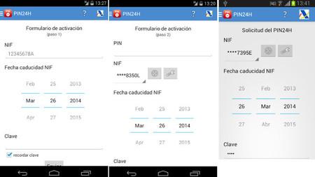 La Agencia Tributaria apuesta fuerte por el PIN24H, ahora con apps para smartphones