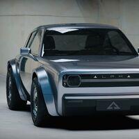 Alpha ACE, un auto eléctrico que quiera cautivarte con su diseño retro y líneas de muscle car