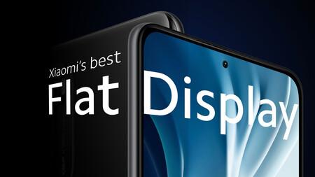 Xiaomi Mi 11i Pantalla