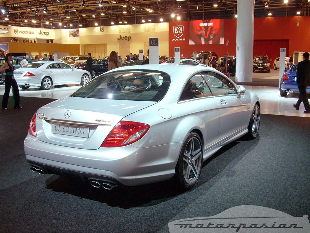 Foto de Mercedes-Benz en el Salón de Madrid (32/40)