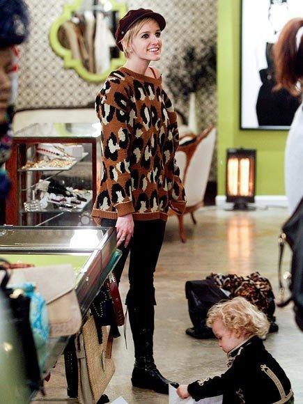 ashlee simpson jersey leopardo