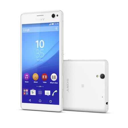 Xperia C4, el nuevo smartphone para selfies de Sony