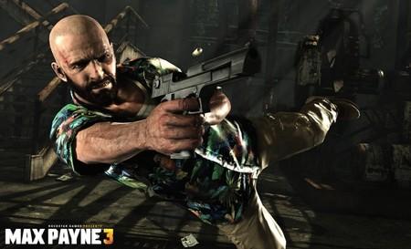 'Max Payne 3' se muestra en un último tráiler antes de su lanzamiento