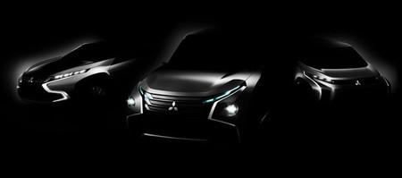 Mitsubishi adelanta tres concept para Tokyo