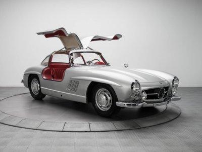 Nuevo récord: un Mercedes-Benz 300 SL vendido por 1.9 millones de dólares