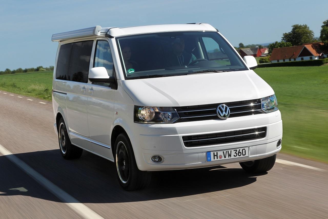 Foto de Volkswagen California - 50.000 uds (3/9)