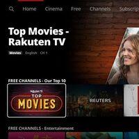 Lo nuevo de Rakuten TV: 90 canales gratuitos para ver películas y series online las 24 horas al más puro estilo de Pluto TV