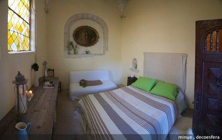 Hoteles bonitos - chateau tourelles - ermita interior