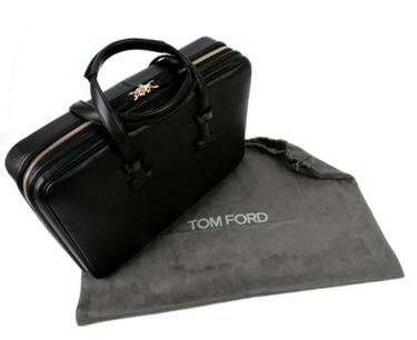Tom Ford y su maletín para millonarios