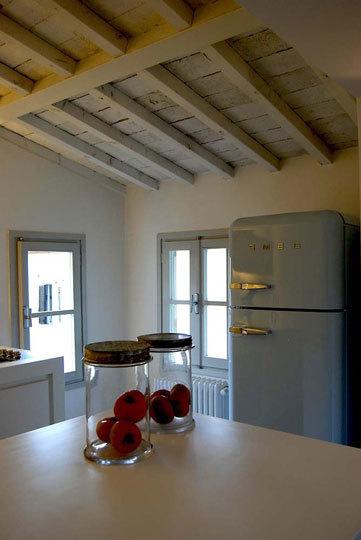 Foto de Casas que inspiran: un loft decorado con piezas antiguas (2/9)