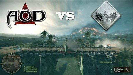 'Battlefield: Bad Company 2 - Vietnam'. Campeonato de justas con snipers en Tuk-Tuk. Suena loco y es aún más divertido