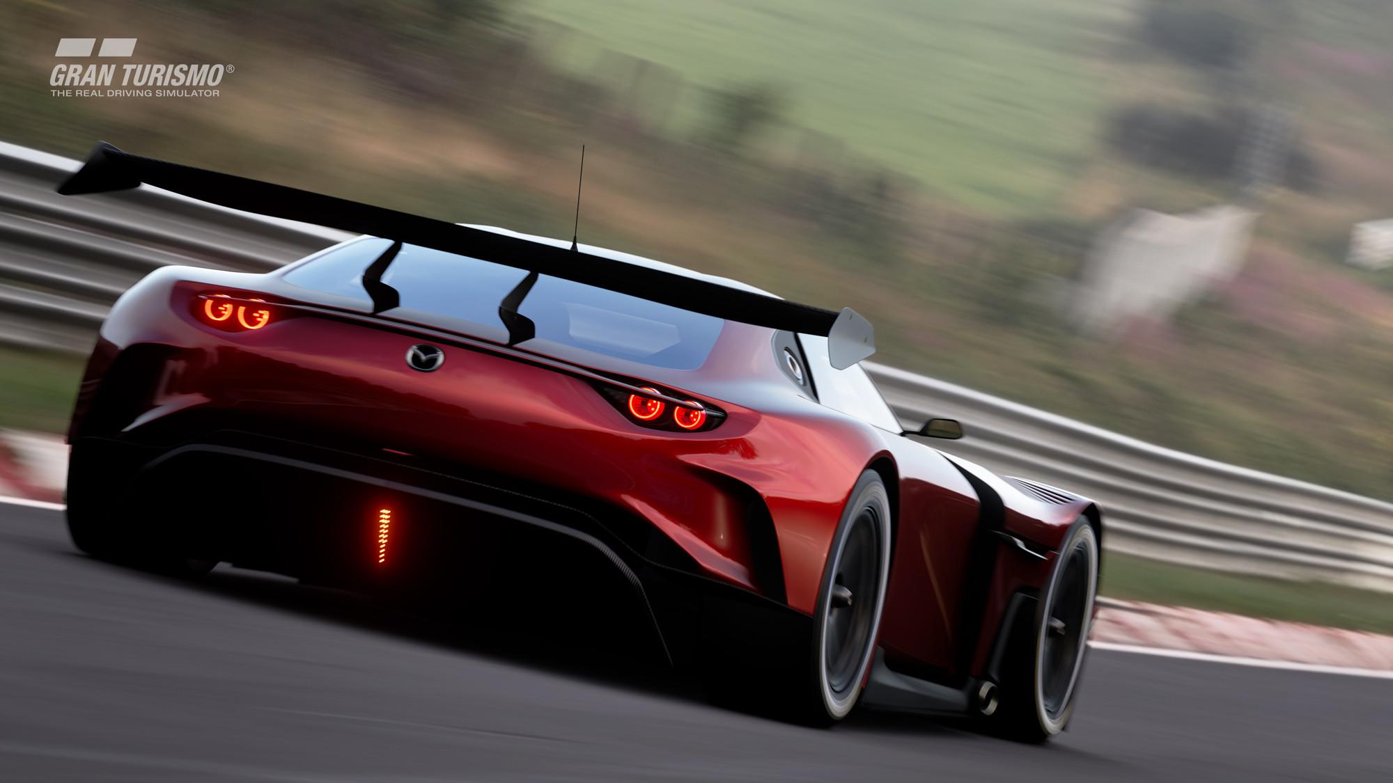 Foto de Mazda RX-Vision GT3 (18/24)