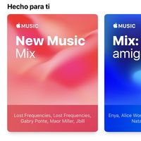 Cómo activar o desactivar la carátula animada de la app Música de nuestro iPhone o iPad en iOS 14 o iPadOS 14