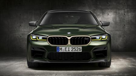 BMW M5 CS frontal