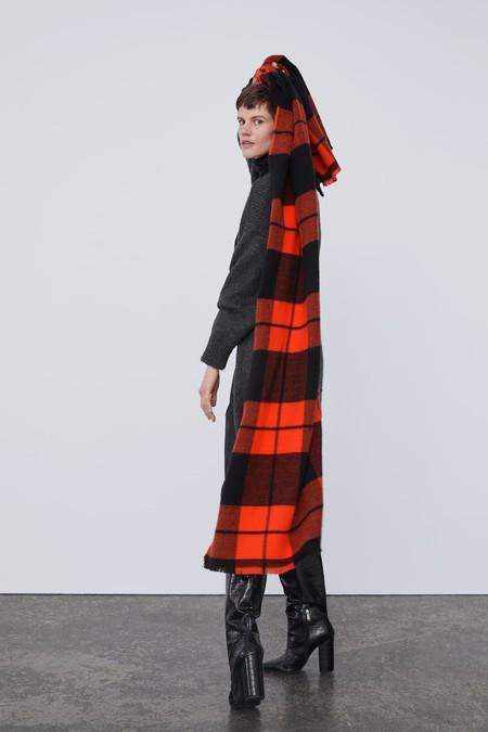 Amigo Invisible Maxi Bufanda Zara