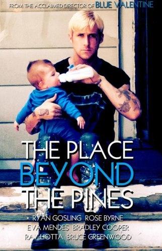 Ryan Gosling en el nuevo póster de The Place Beyond The Pines