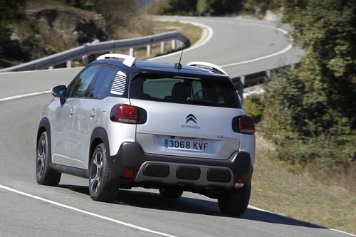 Probamos el Citroën C3 Aircross PureTech 130 EAT6: un SUV amable y diferente que muestra buen comportamiento