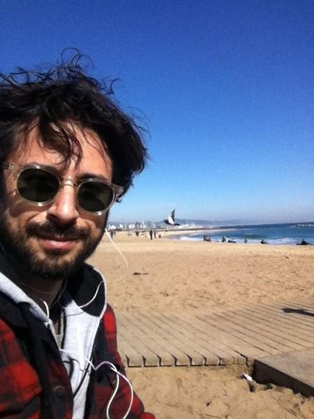 Hugo Silva, ¿entonces tú a la playa con quién vas si no es con Hiba?