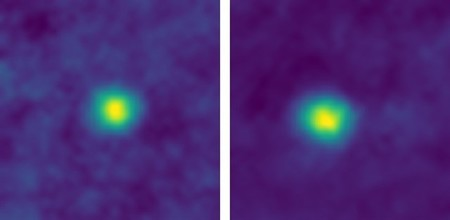 Se publican las imágenes tomadas por una nave espacial a mayor distancia de la Tierra