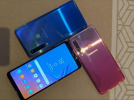 Samsung Galaxy A9 Primeras Impresiones Mexico Pantalla