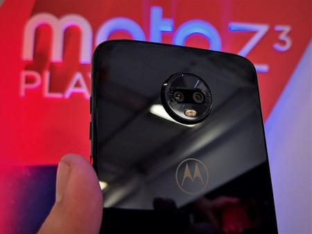 Moto Z3 Play Primeras Impresiones Camara