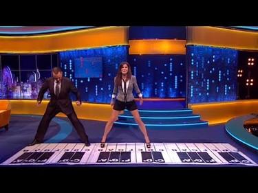 Tom Hank y Sandra Bullock tocan de vicio con los pinreles