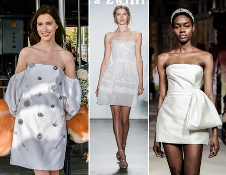 Tendencias Bridal Ss 2020 Cortos